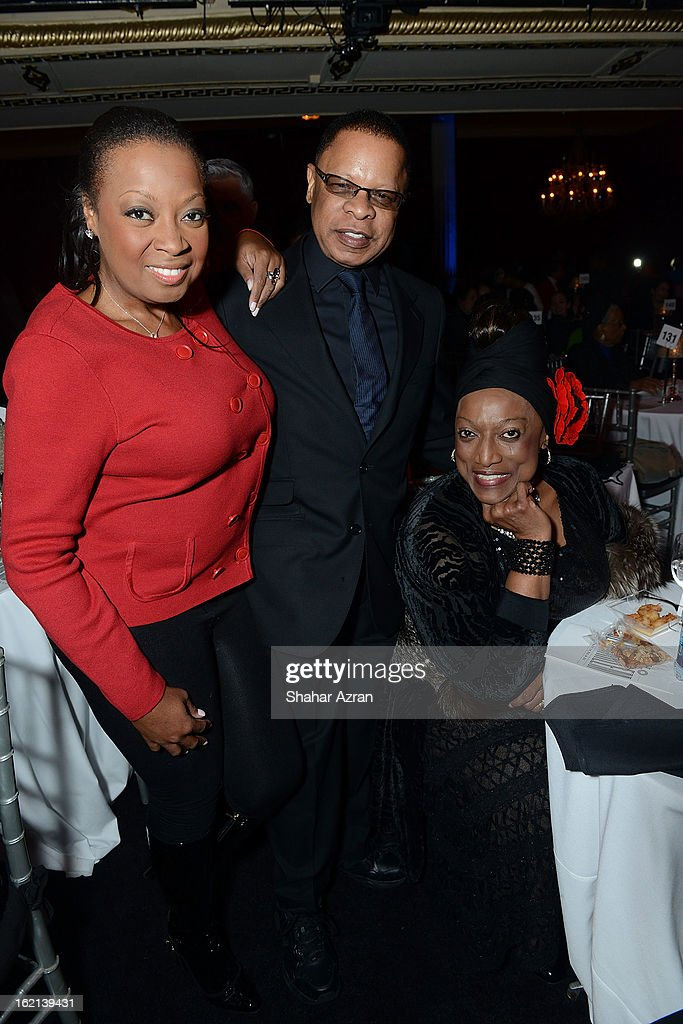 <a gi-track='captionPersonalityLinkClicked' href=/galleries/search?phrase=Star+Jones&family=editorial&specificpeople=202645 ng-click='$event.stopPropagation()'>Star Jones</a>, Stephen Byrd and Jessye Norman attend Apollo Club Harlem at The Apollo Theater on February 18, 2013 in New York City.