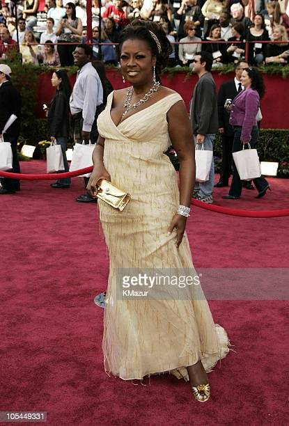 Star JonesReynolds during The 77th Annual Academy Awards Red Carpet at Kodak Theatre in Hollywood California United States