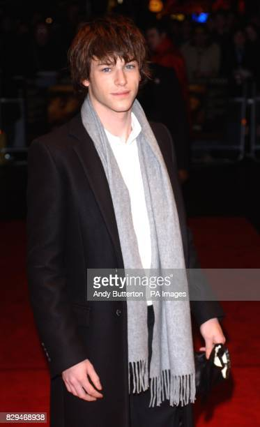 Star of the film Gaspard Ulliel