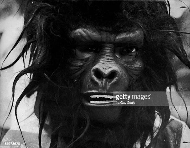 FEB 8 1977 MAR 16 1977 Star of the movie 'The Phanom of Dartmouth Elementary' is Robert Wymatt who terrifies pupils masked as monster