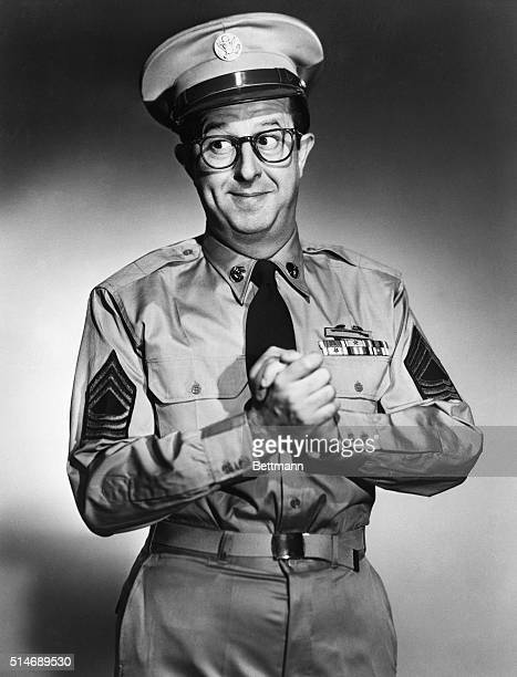 Star of The Phil Silvers Show