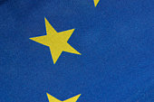 Star on European Union flag