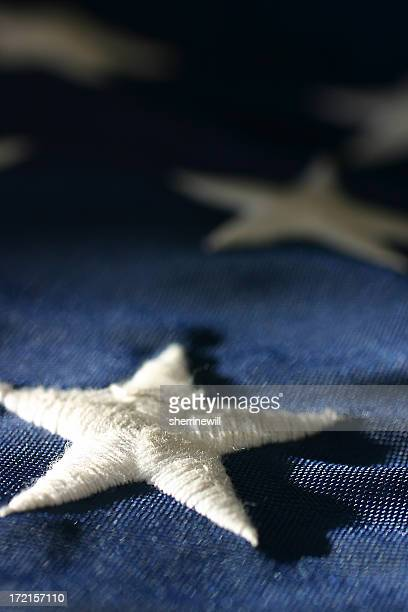 star on flag