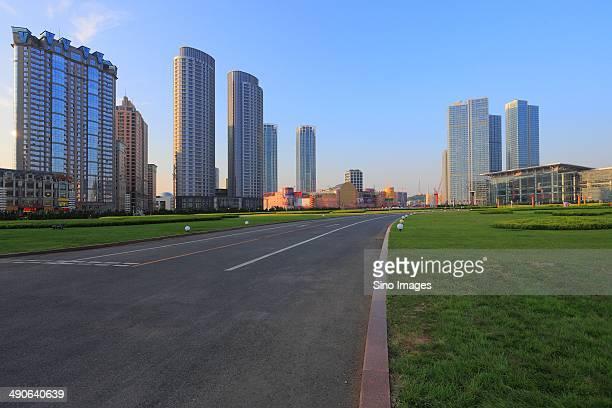 Star Sea Square in DaLian,China
