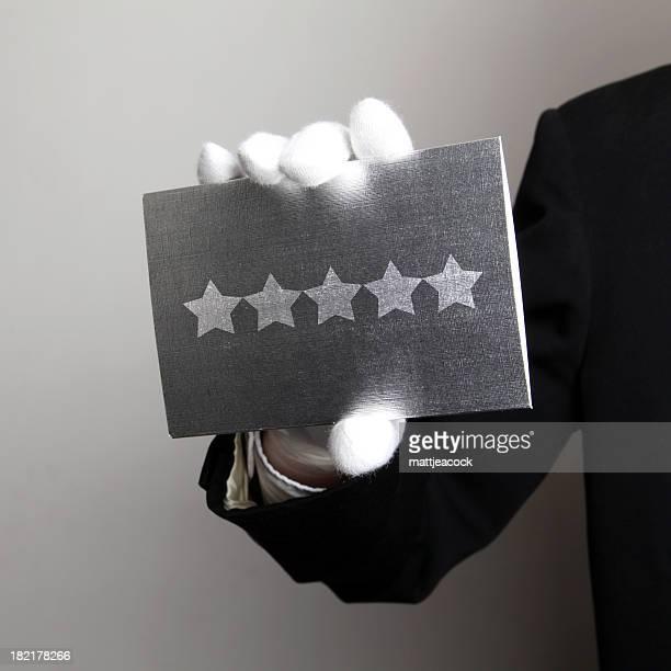 5 つ星のサービス