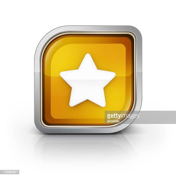 Star square icon