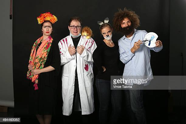 Star staffer's Lauren Pelley as Frida Kahlo Michael Robinson as Cecil's dentist Katrina Clarke as a fox and Jesse Ship as Bob Ross