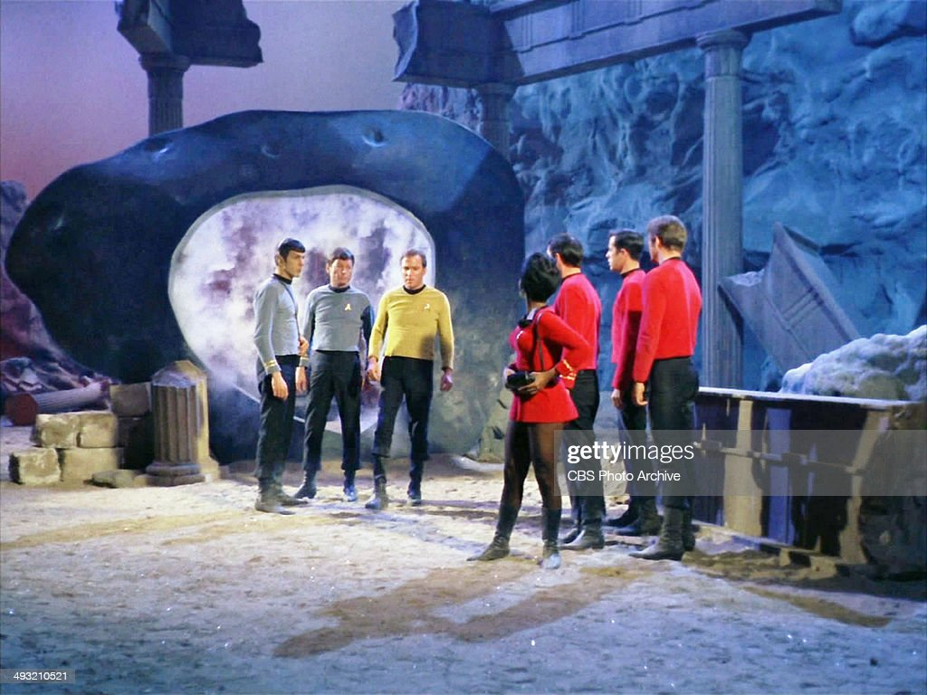 Scenes from star trek the original series photo album getty images star trek the original series episode the city on the edge of forever sciox Choice Image