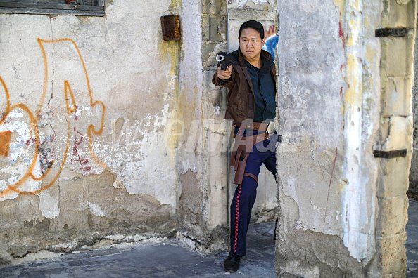Star Wars cosplayer John Phung...
