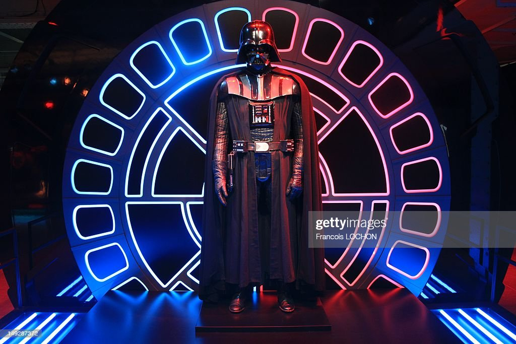 'Star Wars Identities' exhibition which takes place from May 10 until September 16, 2012 at the Science Centre of Montreal on June 23, 2012 in Montreal city, Quebec, Canada.