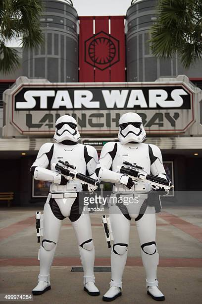 Star Wars Launch Bay is the central locale for guests to celebrate all things Star Wars at Disney's Hollywood Studios at Walt Disney World Resort...