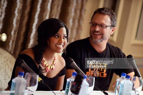 REBELS 'Star Wars Rebels' Press Conference on Saturday September 27th