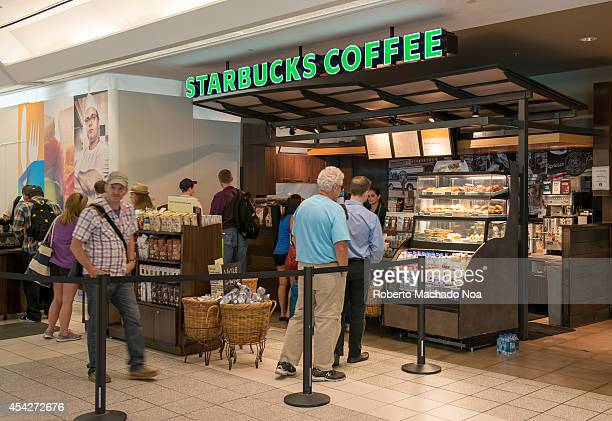 AIRPORT TORONTO ONTARIO CANADA Starbucks Corp is an American global coffee company and coffee house chain based in Seattle Washington Starbucks is...