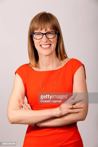 Starcom President Amanda Richman is photographed for Ad Week on May 14 2013 in New York City