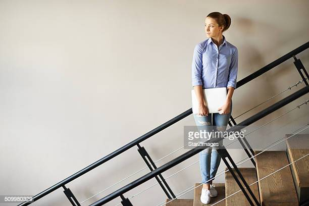 Stares on the stairs