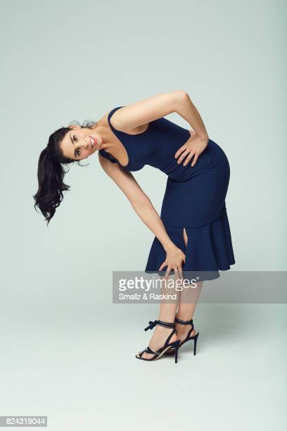 Star/executive producer Sarah Silverman of Hulu's 'I Love You America' poses for a portrait during the 2017 Summer Television Critics Association...