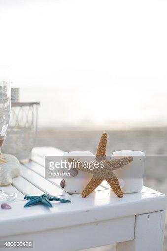 Starfish decoration : Stock Photo