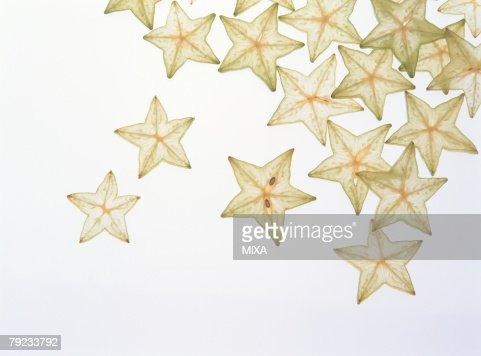 Starfruit : Stock Photo