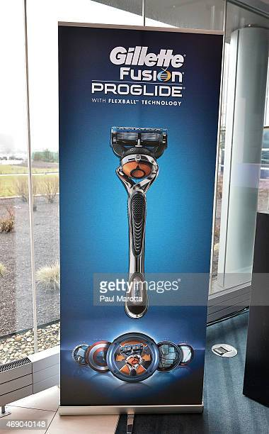 Stark Industries has collaborated with Gillette to develop prototype razors at Gillette's World Shaving Headquarters as part of the marketing...