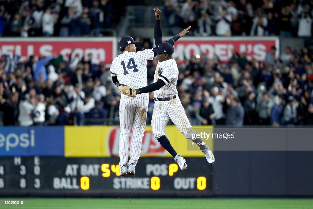 ALCS: Houston Astros vs. New York Yankees