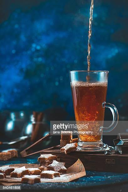 Starry night tea