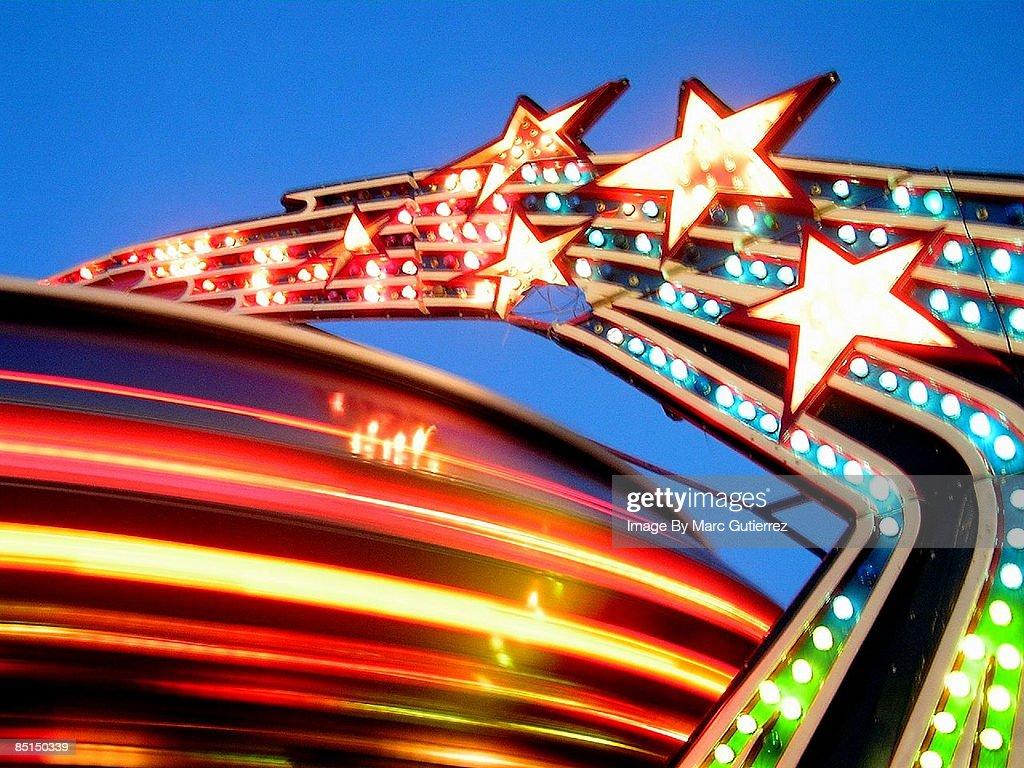 Starry, Starry Night : Stock Photo