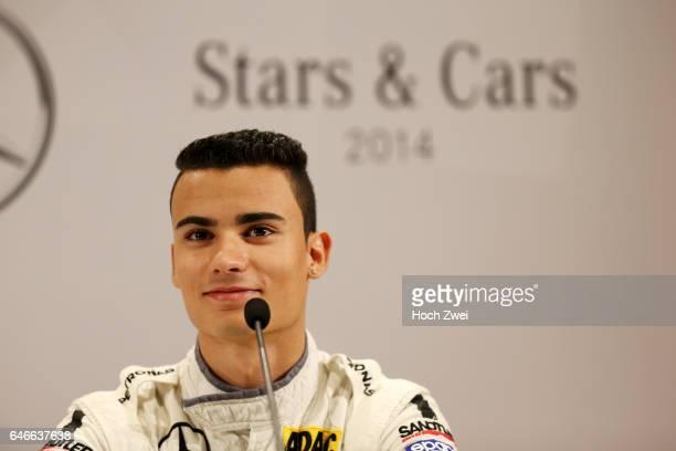 Stars Cars Stuttgart Pressekonferenz Pascal Wehrlein