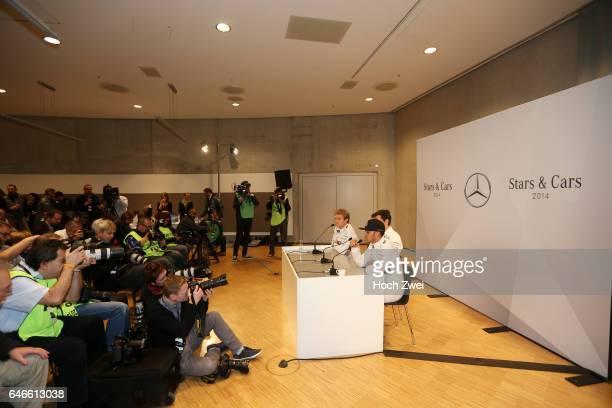 Stars Cars Stuttgart Pressekonferenz