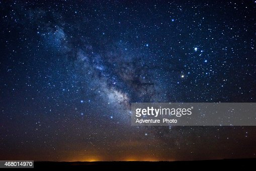 Stars Milky Way
