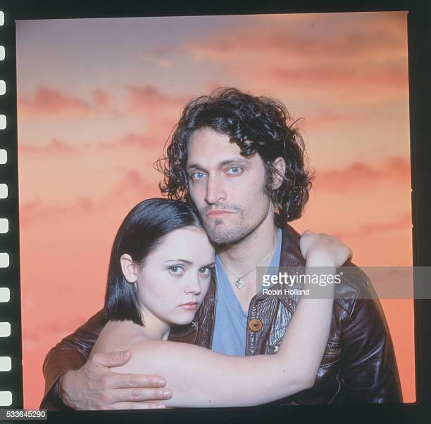 Stars of the 1998 film Buffalo 66