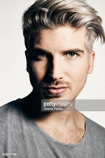 Stars of You Tube Joey Graceffa are photographed for Variety on April 20 2016 in Los Angeles California