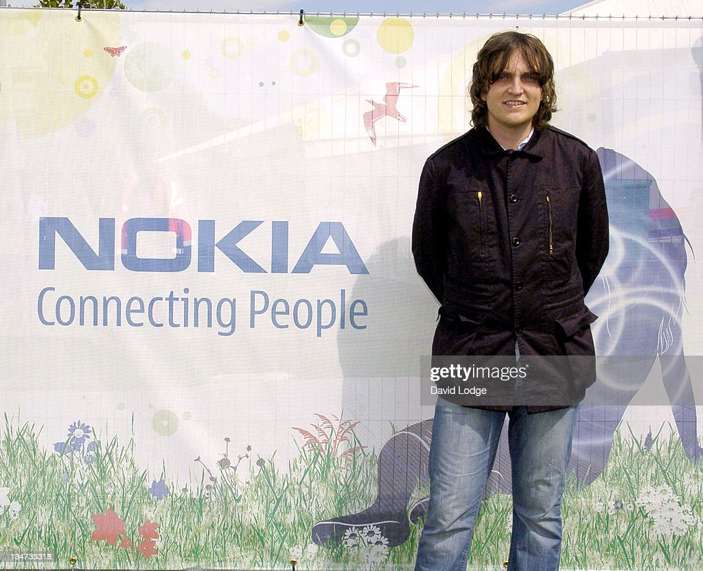 StarSailor during 2005 Isle Of Wight Festival - Day 3 - Backstage at Seaclose Park in Newport, Great Britain.