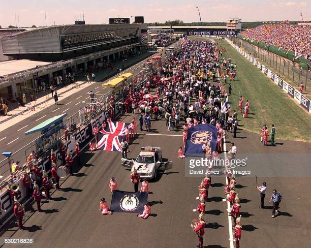 Start grid British Grand Prix Silverstone 1999 * 14/12/01 The British Formula One Grand Prix has been given the goahead for next year after FIA the...