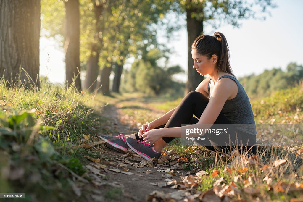 Start of the active day : Stock Photo