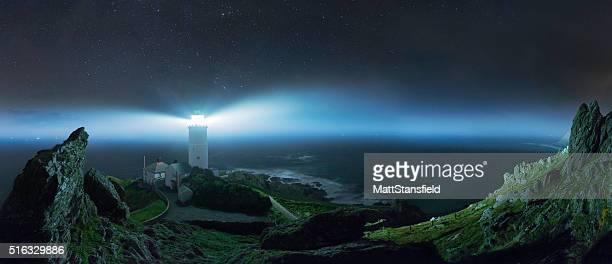 Start Punkt Leuchtturm-Devon