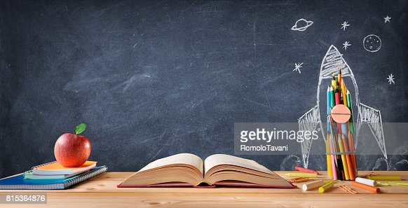 Start School Concept : Stock Photo