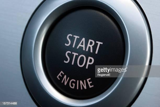 Commencez arrêt moteur