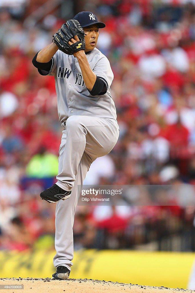 New York Yankees v St Louis Cardinals