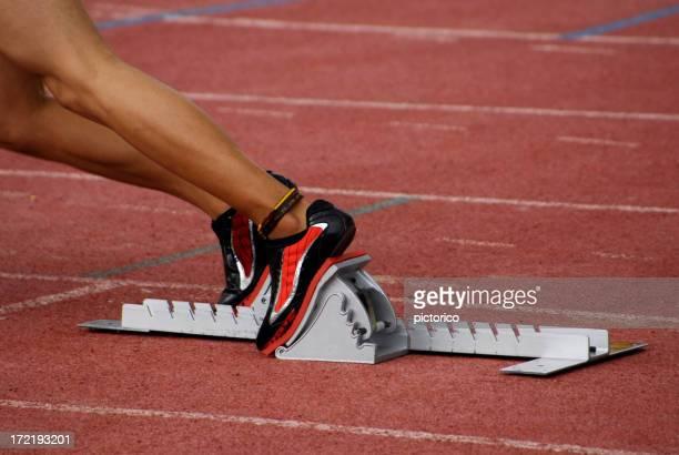 starting athlete