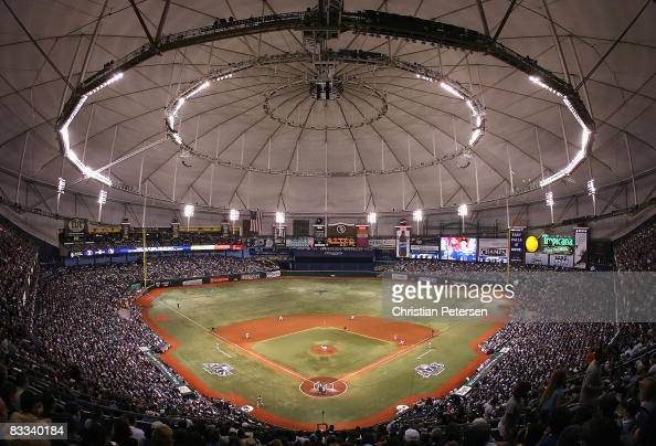 Starting pitcher James Shields of the Tampa Bay Rays delivers a pitch against the Boston Red Sox in the first inning of game six of the American...