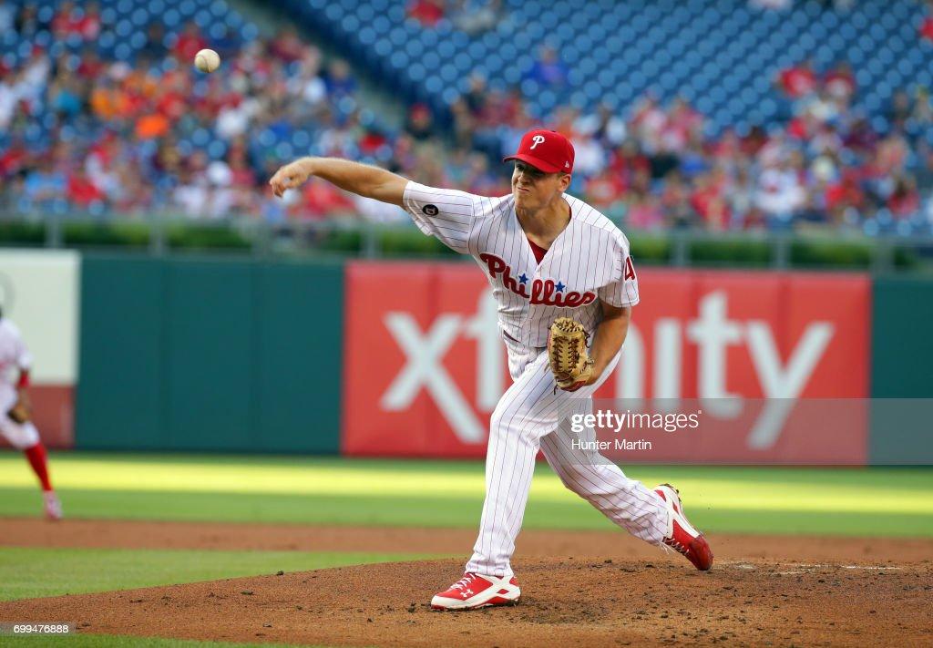 St Louis Cardinals v Philadelphia Phillies