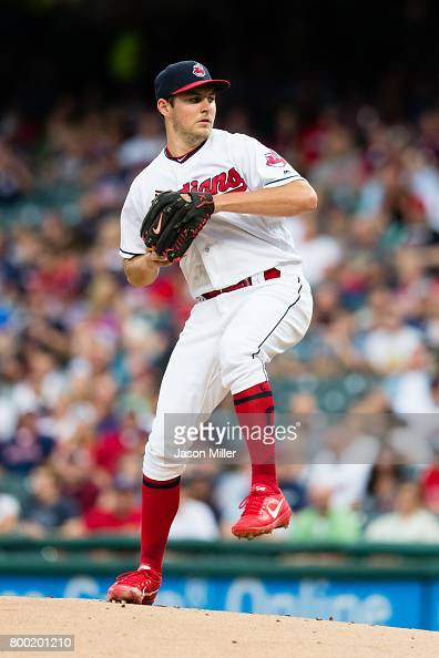 4413d3e38 ... Minnesota Twins v Cleveland Indians Photos and Images Getty Portrait of Cleveland  Indians pitcher Trevor Bauer (47) ...