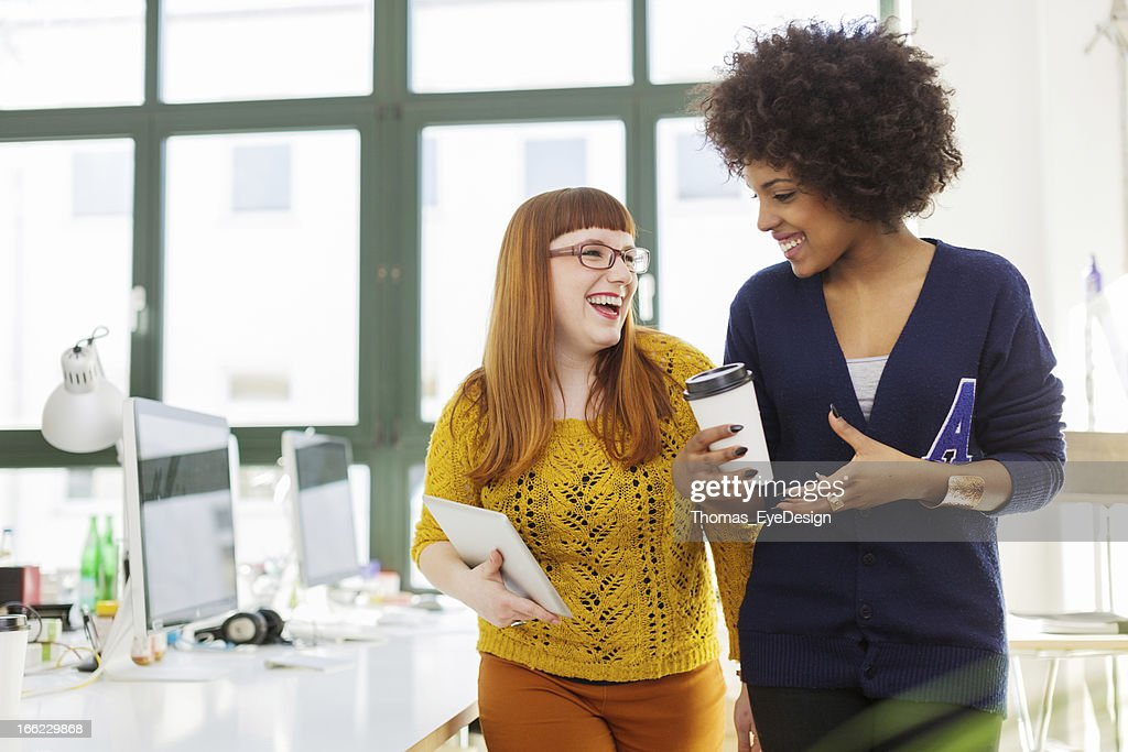 Startup business meeting in new Office : Stock Photo