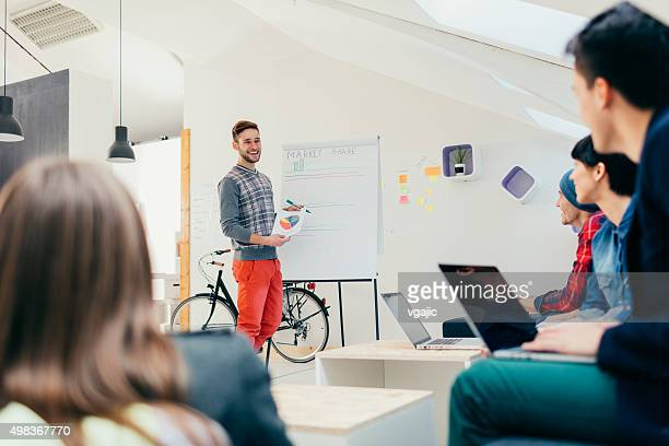 Startup Business Presentation.