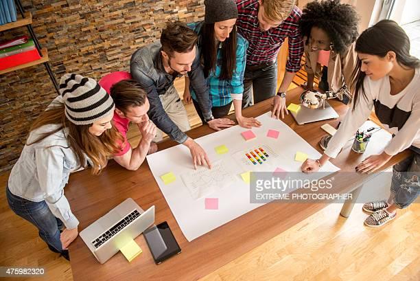 Startup company meetup