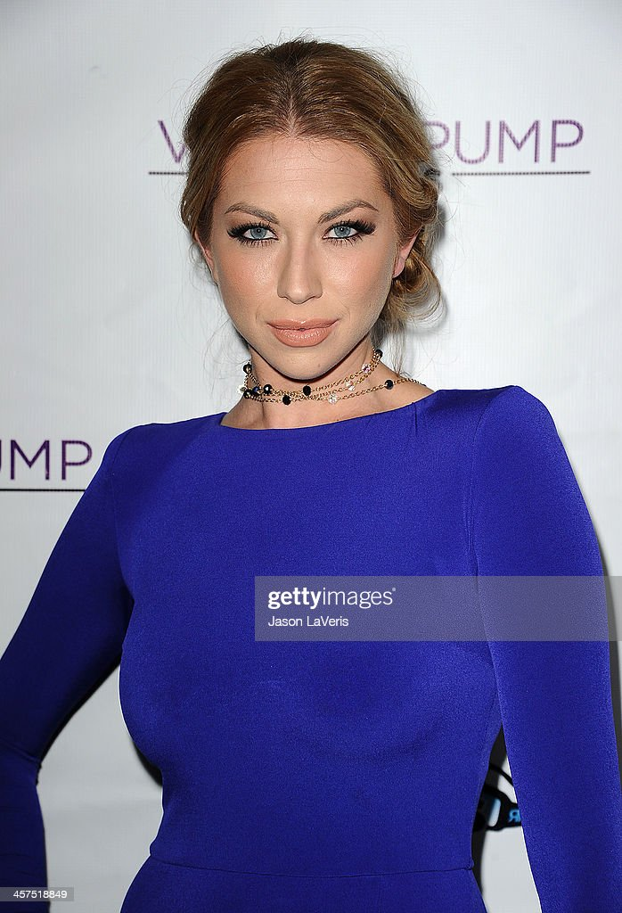 Stassi Schroeder attends the 'The Real Housewives of Beverly Hills' and 'Vanderpump Rules' premiere party at Boulevard3 on October 23, 2013 in Hollywood, California.