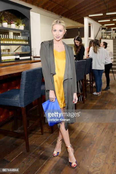 Stassi Schroeder of Just Stassi attends Trunk Club and Mary Zophres Unveil La La Land Inspired Looks on April 11 2017 in Culver City California