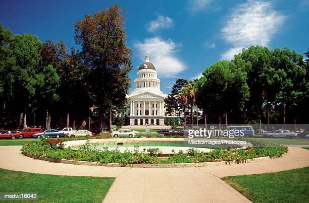 State Capitol building in Sacramento, California, USA