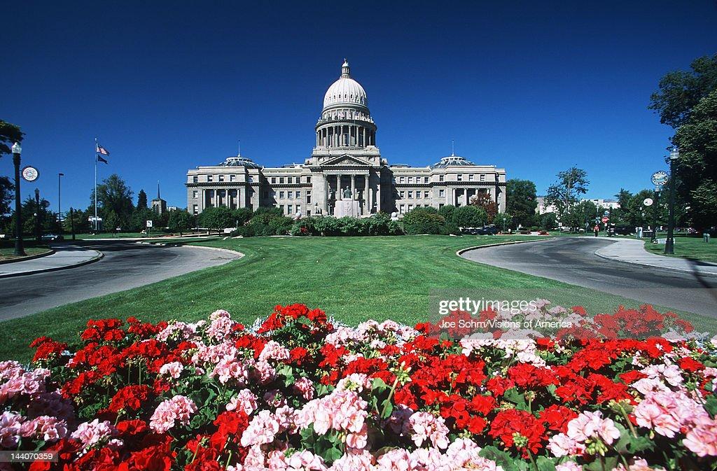 State Capitol of Idaho Boise