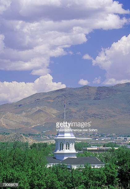 'State Capitol of Nevada, Carson City'
